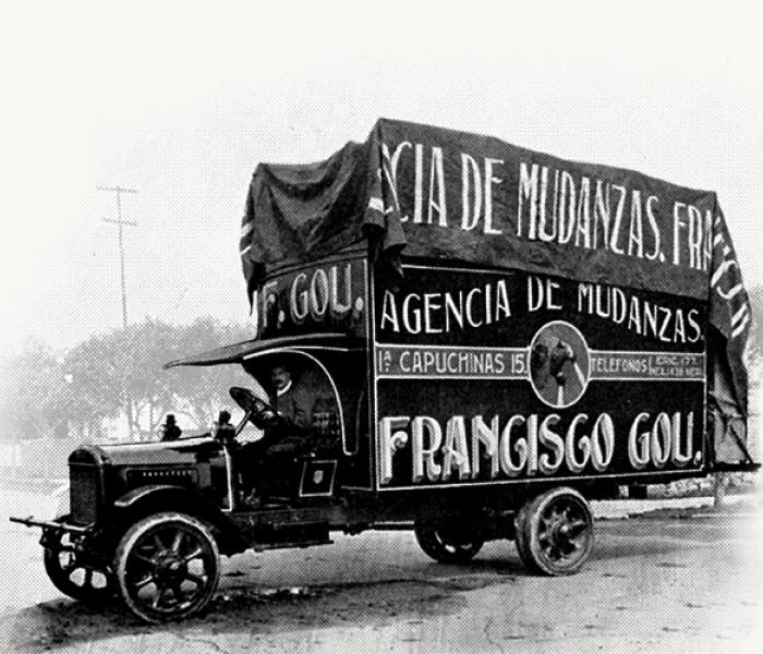 Historia Mudanzas
